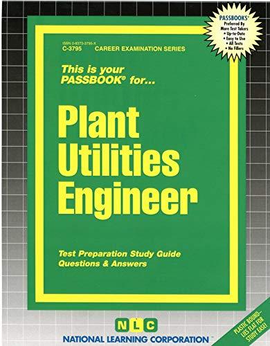 Plant Utilities Engineer: Jack Rudman