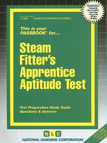 9780837338569: Steamfitters' Apprentice Aptitude Test(Passbooks)
