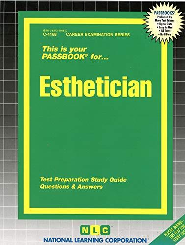 9780837341682: Esthetician(Passbooks) (Career Examination Series)