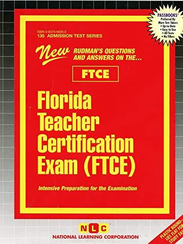 Florida Teacher Certification Exam (FTCE): Jack Rudman