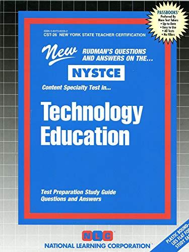 9780837382265: Technology Education (NYS Teacher Certification ...