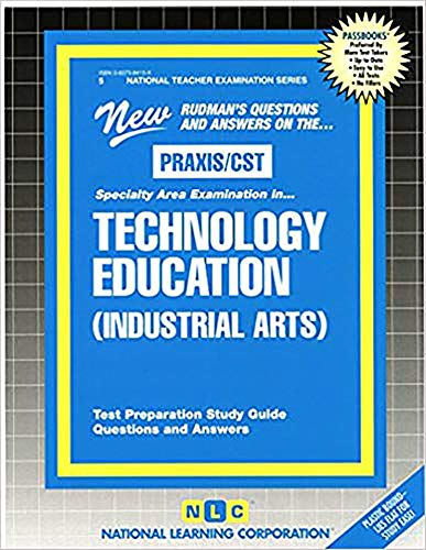 9780837384153: TECHNOLOGY (INDUSTRIAL ARTS) EDUCATION (National Teacher Examination Series) (Content Specialty Test) (Passbooks) (NATIONAL TEACHER EXAMINATION SERIES (NTE))