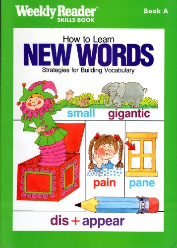 9780837417516: How to Learn New Words: Grade 2 (Weekly Reader)