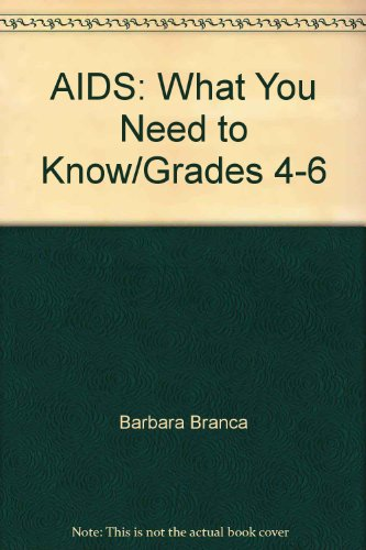 9780837432304: AIDS: What You Need to Know/Grades 4-6 (Weekly Reader skill book)
