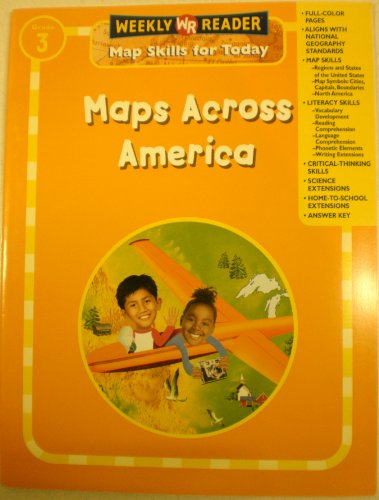 Maps Across America (Map Skills for Today)