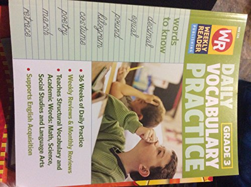 9780837481272: Daily Vocabulary Practice, Grade 3 (Weekly Reader, WR 174)