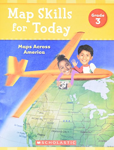Map Skills for Today, Grade 3: Maps