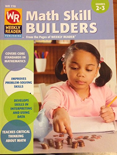 Math Skill Builders, Grades 2-3 (From the Pages of WEEKLY READER): ANN PETRONI-MCMULLEN