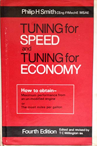 9780837600055: Tuning for speed and tuning for economy