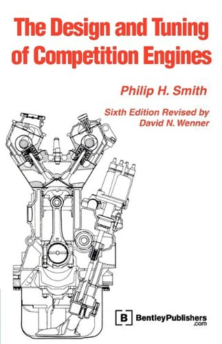 9780837601403: The Design and Tuning of Competition Engines