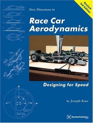 9780837601427: New Directions in Race Car Aerodynamics: Designing for Speed (Technical (including tuning & modifying))