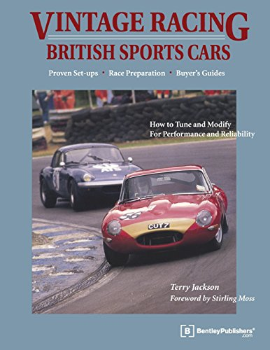 9780837601533: Vintage Racing British Sports Cars: A Hands-On Guide to Buying, Tuning, and Racing Your Vintage Sports Car