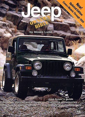 9780837601540: Jeep Owner's Bible: A Hands-On Guide to Getting the Most from Your Jeep