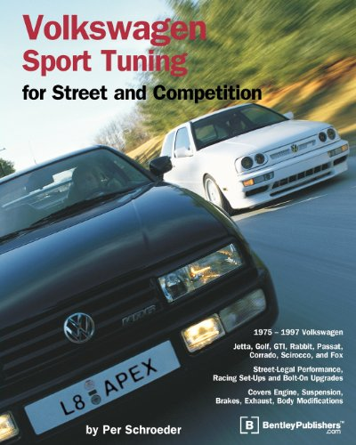 Volkswagen Sport Tuning: For Street and Competition (Engineering and Performance)