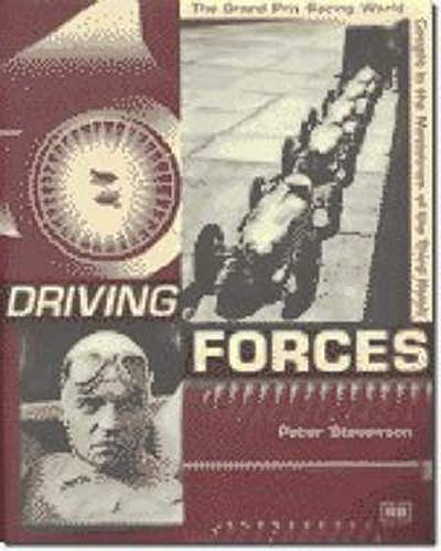9780837602172: Driving Forces: The Grand Prix Racing World Caught in the Maelstrom of the Third Reich