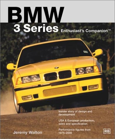 9780837602202: BMW 3 Series Enthusiast's Companion