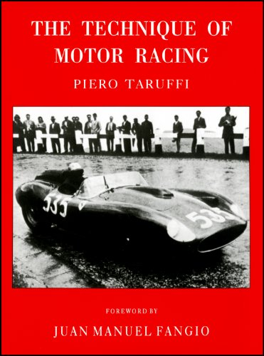 9780837602288: The Technique of Motor Racing (Driving)