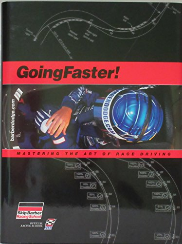9780837602370: Going Faster! Mastering the Art of Race Driving