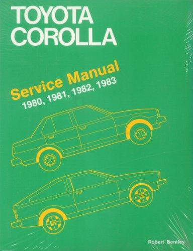 9780837602554: Toyota Celica Service Manual 1978, 1979, 1980, 1981, 1982, 1983