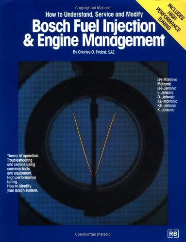 9780837603001: Bosch Fuel Injection and Engine Management