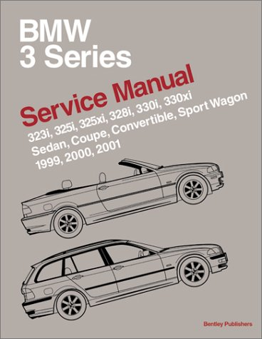 9780837603209: BMW 3 Series (E46) Service Manual: 1999-2001