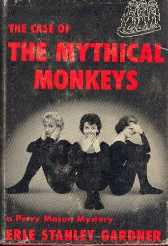 9780837603988: The Case of the Mythical Monkeys (A Perry Mason Mystery)