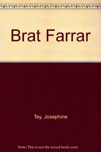 9780837604459: Brat Farrar