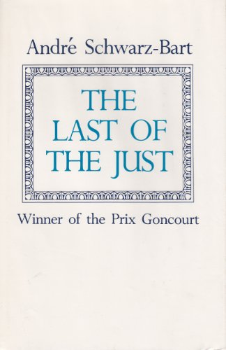 9780837604565: The Last of the Just