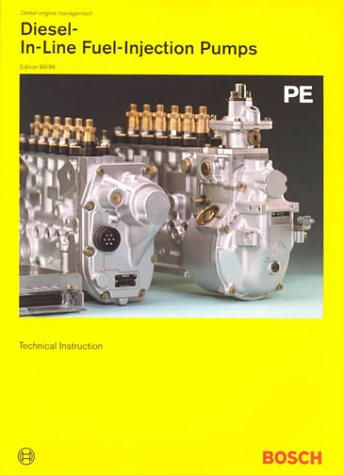 9780837604961: Diesel In-Line Fuel-Injection Pumps: Technical Instruction