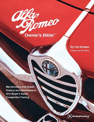 9780837607078: Alfa Romeo Owners Bible: A Hands-On Guide to Getting the Most from Your Alfa: All the Information You Need to Buy, Enjoy and Maintain Your Alfa (Owner's bibles)