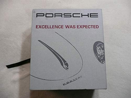 9780837610276: Porsche: Excellence Was Expected