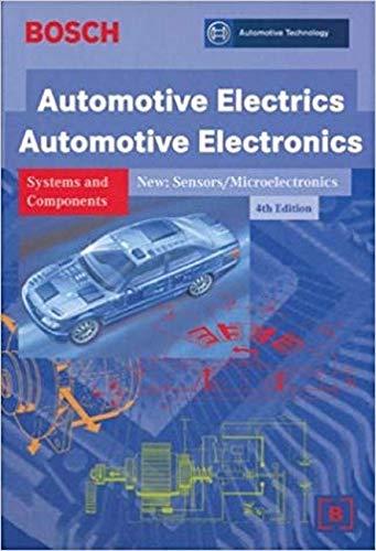 9780837610504: Automotive Electrics Automotive Electronics