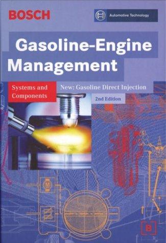 Bosch Gasoline-engine Management: Robert Bosch