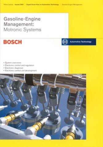 9780837611006: Gasoline-Engine Management: Motronic Systems
