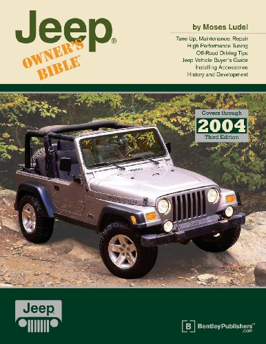 9780837611174: Jeep Owner's Bible: A Hands-On Guide to Getting the Most from Your Jeep (Owners Bible)
