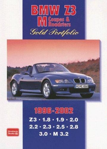 9780837612119: Bmw Z3 M Coupes & M Roadsters Portfolio, 1996-2002