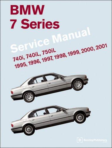 9780837615318: BMW 7 Series (E38) Service Manual: 1995-2001: 740i, 740il, 750il