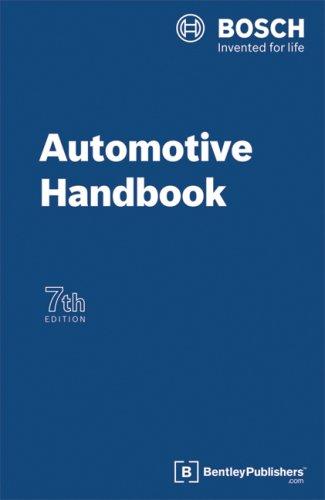 9780837615400: Bosch Automotive Handbook