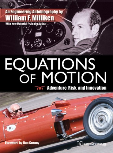 9780837615707: Equations of Motion: Adventure, Risk and Innovation - an Engineering Autobiography