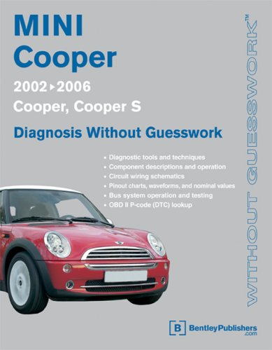 9780837615714: Mini Coope: Diagnosis Without Guesswork 2002-2006, Cooper, Cooper S