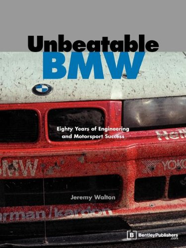 9780837616148: Unbeatable BMW: Eighty Years of Engineering and Motorsport Success