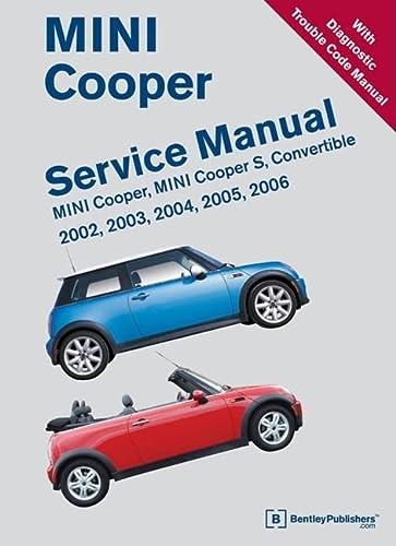 9780837616391: Mini Cooper Service Manual 2002, 2003, 2004, 2005, 2006
