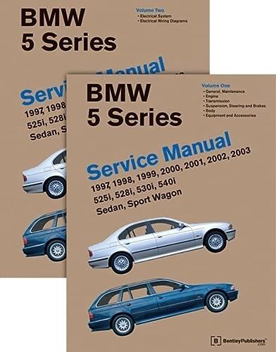 9780837616728: BMW 5 Series (E39) Service Manual: 1997, 1998, 1999, 2000, 2001, 2002, 2003 - 2 Volume Set