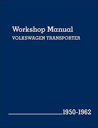 9780837617121: Volkswagen Transporter Workshop Manual: 1950-1962, Type 2