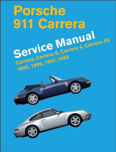 9780837617190: Porsche 911 Carrera (Type 993) Service Manual 1995, 1996, 1997, 1998: Carrera, Carrera S, Carrera 4, Carrera 4S