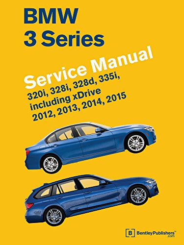 bmw 3 series f30 f31 f34 service manual 2012 2013 2014 2015 rh abebooks co uk 2006 BMW 760 Cooler 2004 BMW Owners Manual