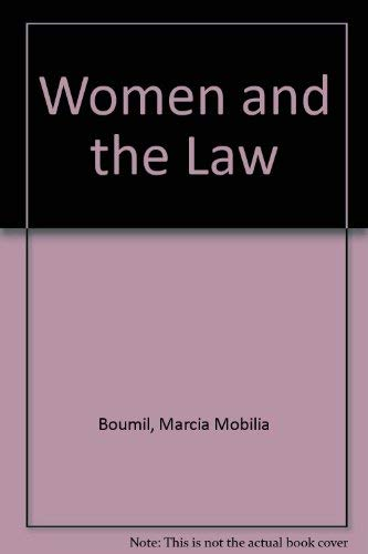 9780837703602: Women and the Law