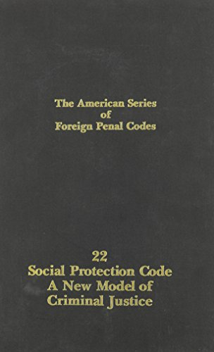 Social Protection Code: A New Model of: Grygier, Tadeusz
