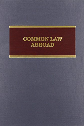9780837731254: The Common Law Abroad: Constitutional and Legal Legacy of the British Empire