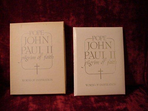 9780837818290: Pilgrim of Faith: Words of Inspiration
